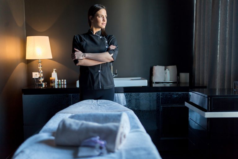 massage therapist needs help with business
